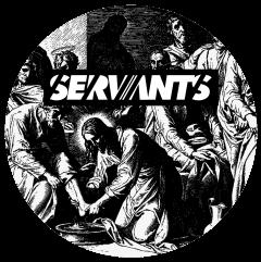 Servants Team T Shirt Design PNG